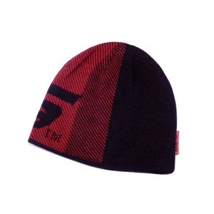 Snap-on(スナップオン)ニット帽,帽子「BIRDSEYE KNIT BEANIE - RED/BLACK」|shouei-st