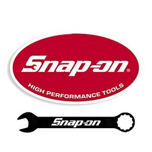 Snap-on(スナップオン)ステッカー「HIGH PERFORMANCE OVAL DECAL - LARGE」|shouei-st