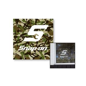 Snap-on(スナップオン)ステッカー「CAMOUFLAGE WINDOW DECAL」|shouei-st