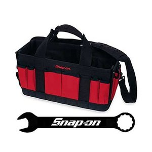 Snap-on(スナップオン)ツールバッグ「COLLAPSIBLE TOOL BAG」 shouei-st
