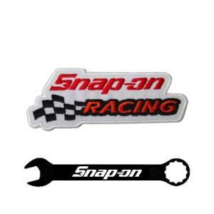 Snap-on(スナップオン)ワッペン「RACING LOGO PATCH」 shouei-st