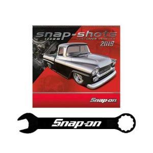 Snap-on(スナップオン)カレンダー「2018 SNAP-SHOT CALENDER」|shouei-st