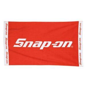 Snap-on(スナップオン)タオル「RED TOWEL」|shouei-st