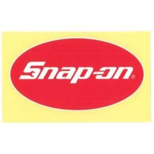 Snap-on(スナップオン)ロゴ転写ステッカー MEDIUM 07「OVAL LOGO」 shouei-st