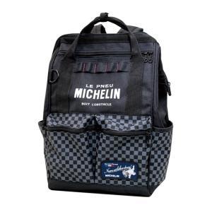 Michelin(ミシュラン)4wayバッグ、ブラック/チェッカー|shouei-st