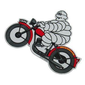 Michelin(ミシュラン)バイクライディングステッカー