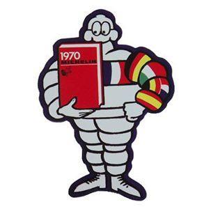 Michelin(ミシュラン)国旗ステッカー