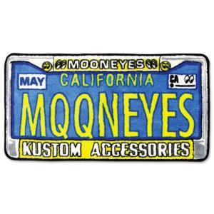 MOONEYES(ムーンアイズ)フロアマット、ライセンスフレーム|shouei-st