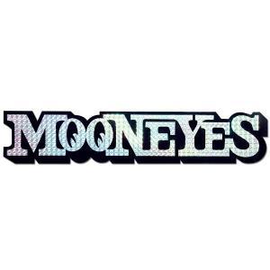 MOONEYES(ムーンアイズ)プリズムステッカー、スモール|shouei-st