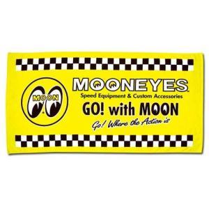 MOONEYES(ムーンアイズ)バスタオル|shouei-st