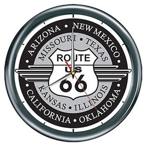 Route.66(ルート66)時計「RT.66 WALL CLOCK」|shouei-st