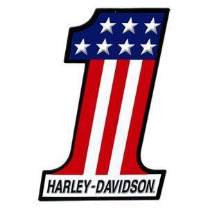 HARLEY DAVIDSON(ハーレーダビッドソン)ティンサイン【10】「H-D NUMBER 1 TIN」|shouei-st