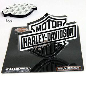 HARLEY-DAVIDSON(ハーレーダビッドソン)クロームロゴエンブレム|shouei-st