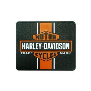 HARLEY-DAVIDSON(ハーレーダビッドソン)ユーティリティーラバーマット、クラシックロゴ|shouei-st