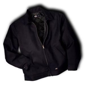 Dickies(ディッキーズ)アイゼンハワージャケット、ブラック|shouei-st