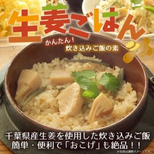 生姜ごはんの素 2合用 1袋 クリックポスト 送料無料 ポイント消化 お試し 食品|shougakoubou