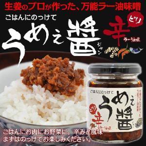 うめぇ醤 120g 1本|shougakoubou