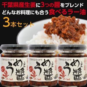 うめぇ醤 120g 3本|shougakoubou