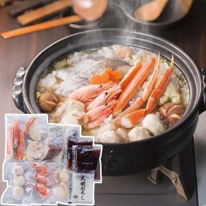 海鮮の具材から染み出た旨味と「大根おろし」で鍋全体の味に深みが出て美味しくいただけます。シメには残り...