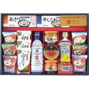 味香門和膳(みかどわぜん)アマノフーズ&キッコーマン和食詰合せ (MKD−50) 調味料 醤油 みそ汁 ギフト s196655562|shoujikidou