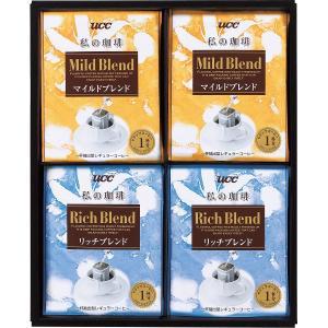 コーヒーそのものの豊かな香りと深い味わいがお楽しみいただけます。  ●UCC私の珈琲(マイルドブレン...