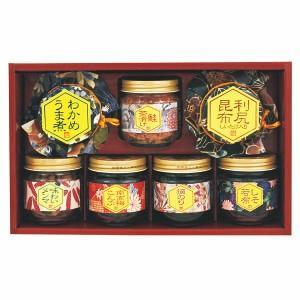 安田の佃煮 ふる里自慢 (FS−30S) 20-6202-083 瓶詰め 食品 ギフト 新生活 内祝 快気祝 ご法事|shoujikidou