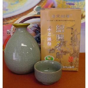 十年陳紹興酒スペシャルボトル360ml☆特別限定品☆|shoukoushu
