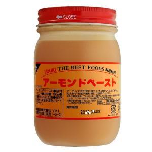 YOUKI ユウキ アーモンドペースト 400g、(アーモンド100% 無塩・無糖)業務用、お手頃のサイズで、家庭用も最適♪|shoukoushu