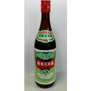 宇塔 3年陳花雕 紹興酒 640ml(赤ラベル)12本1箱・送料無料!|shoukoushu