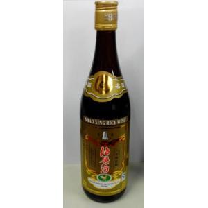 宇塔 8年陳花雕 紹興酒 640ml(赤ラベル)12本1箱・送料無料!|shoukoushu