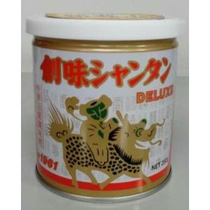 創味食品 創味シャンタン DELUXE 上湯(中華スープの素) ペーストタイプ 250g  缶 (品番:1012166)|shoukoushu