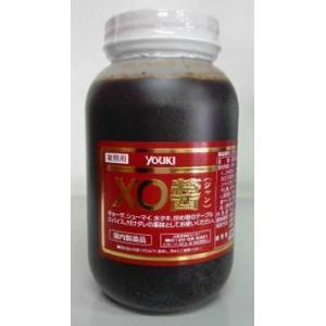 横浜中華街 大容量 業務用 中華料理に必須の調味料YOUKI ユウキ XO醤 1kg  |shoukoushu
