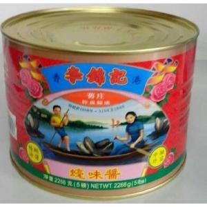 横浜中華街 大容量 業務用 李錦記 特級(赤缶) オイスターソース 2268g(5LBS) 缶 ♪|shoukoushu