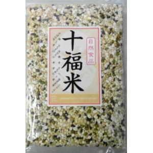 横浜中華街 自然食品 十福米(十穀米 雑穀) 400g|shoukoushu