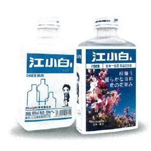 【中国白酒】江小白(じゃんしゃおばい)、40度、100ml・2017年の金賞を受賞♪|shoukoushu