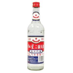 紅星 二鍋頭酒(アルコードシュ)瓶 500ml(1本)56度!|shoukoushu