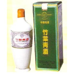 中国白酒 竹葉青酒 [壺] 45度 500ml|shoukoushu