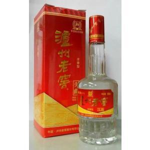 瀘州老窖 (ろしゅうろうこう) 頭曲 白酒 丸型タイプ 52度 500ml 、中国白酒♪|shoukoushu