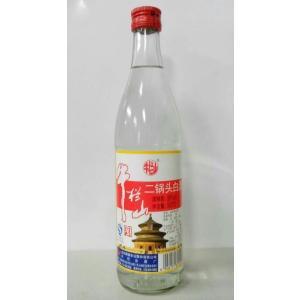 牛欄山 二鍋頭白酒(アルコードシュ)瓶 500ml X 12本(1ケース売り)56度、中国名酒・白酒 ♪|shoukoushu