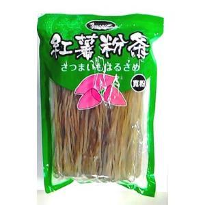 横浜中華街 友盛 純天然緑色食品 紅薯寛粉条 さつまいも春雨 500g、寛平麺、幅広い料理にご使用できます♪|shoukoushu