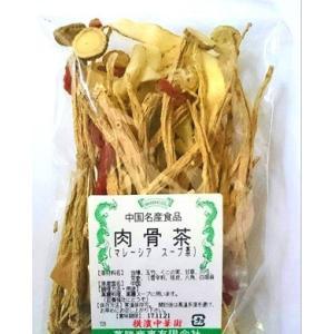 横浜中華街 肉骨茶(マレーシア・スープの素)約100g、薬膳料理、薬膳スープに用いします♪|shoukoushu