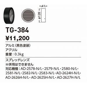 山田照明 照明器具 激安 TG-384 他照明器具付属品(y...
