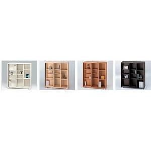 デスク ニューワークスタジオ ブックシェルフ スライド書棚 DD-B812 JVCケンウッド ビクターインテリア(Victor) 家具|shoumei