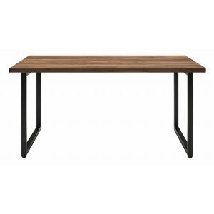 RAMA ラマ  ダイニングテーブル RMA-150 OWN ウォールナット MKマエダ_直送品1_(エムケーマエダ) 家具|shoumei