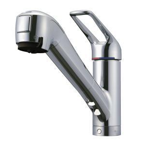 タカギ takagi キッチン・バス・トイレ キッチン水栓 JL206MK-9NL2 メーカー保証付...