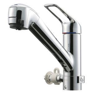 タカギ takagi キッチン・バス・トイレ キッチン水栓 JL226MN-NNGR メーカー保証付...