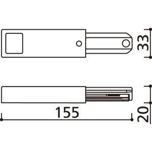 LD0231T オーデリック 照明器具 他照明器具付属品 ODELIC shoumei 02
