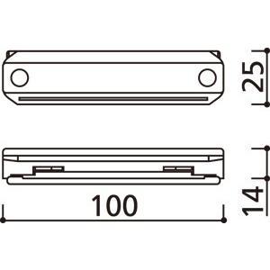 LD0233T オーデリック 照明器具 他照明器具付属品 ODELIC shoumei 02