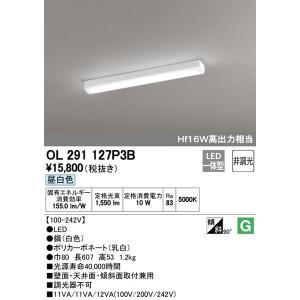 OL291127P3B オーデリック 照明器具 キッチンライト ODELIC_送料区分16 shoumei