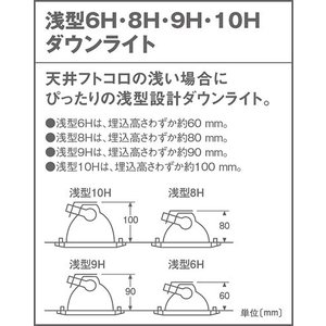 XLGB79021LB1 パナソニック 照明器具 ダウンライト Panasonic shoumei 03